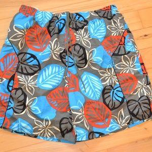 bathing suit Island Joe sz 3x men swim trunks